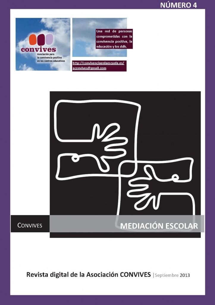 Portada Revista CONVIVES N_4 septiembre 2013