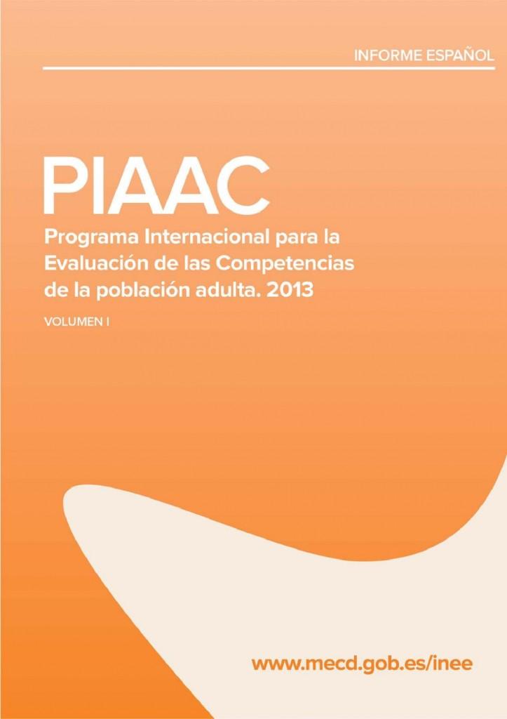 Programa internacional para la evaluación de las Competencias de la población adulta1