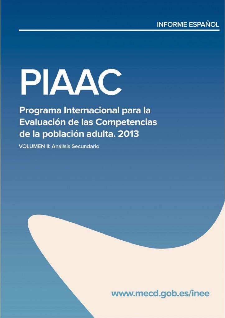 Programa internacional para la evaluación de las Competencias de la población adulta2