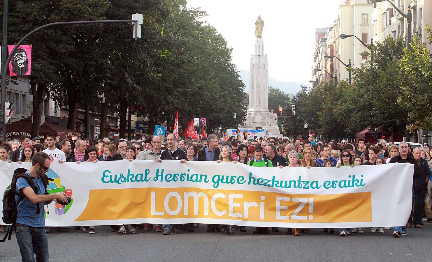 10 marzo manifestacion madrid: