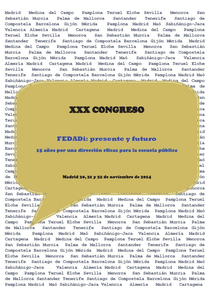 CARTEL _XXX_CONGRESO