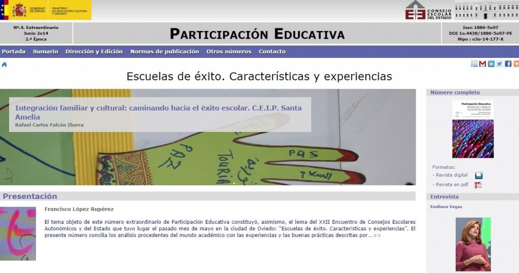 Participacion educativa
