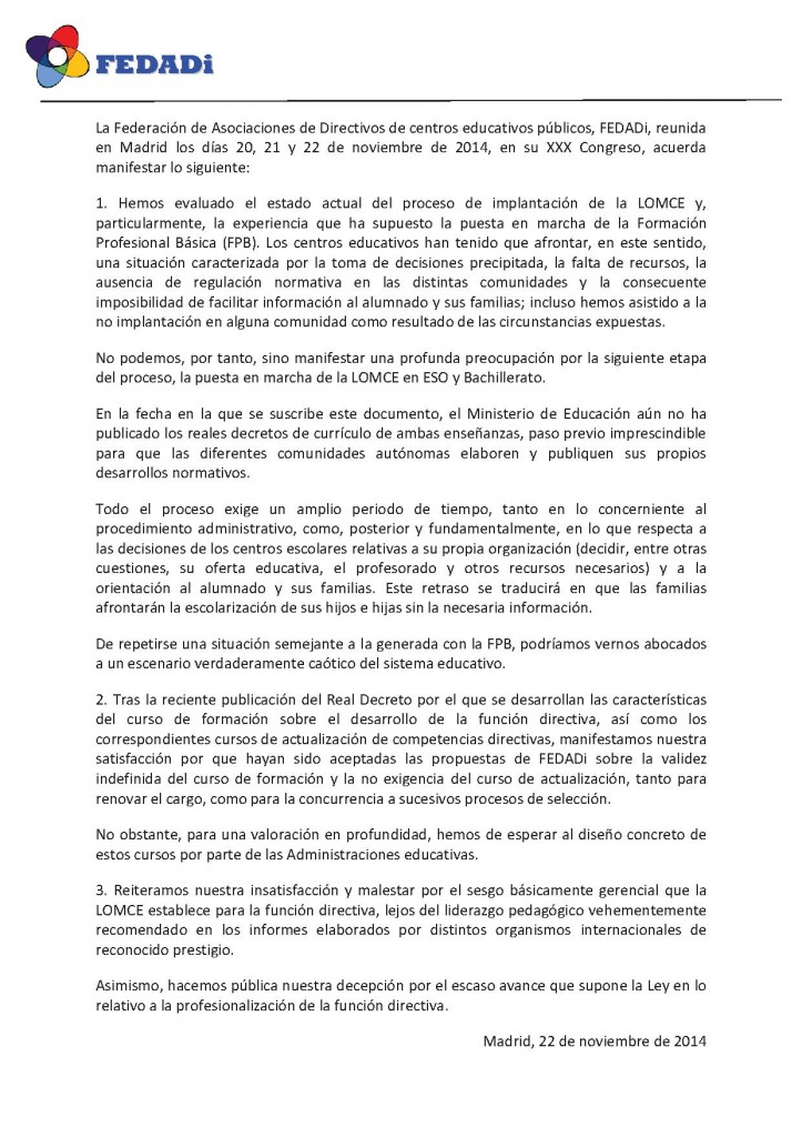 Documento XXX Congreso